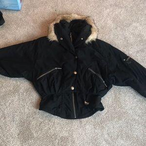 Nils winter coat women's size 10
